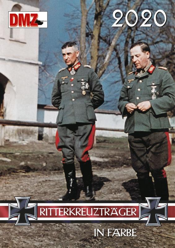 Ritterkreuzträger in Farbe 2020 - Kalender