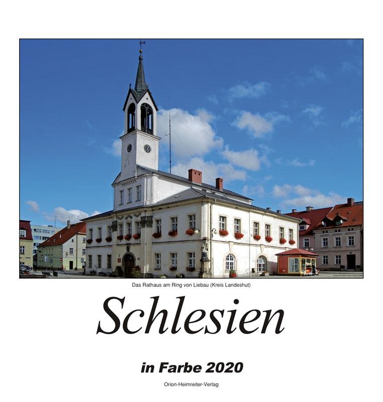 Schlesien in Farbe 2020 - Kalender