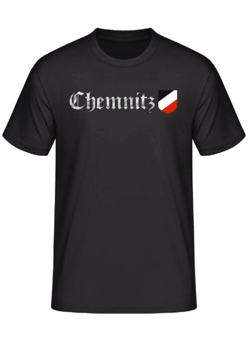 Chemnitz (Wunschtext) WH Emblem - T-Shirt II