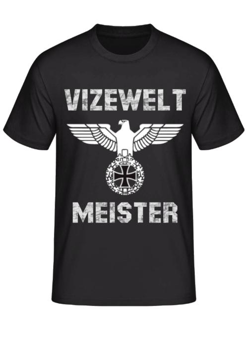 Vizeweltmeister 1945 - T-Shirt