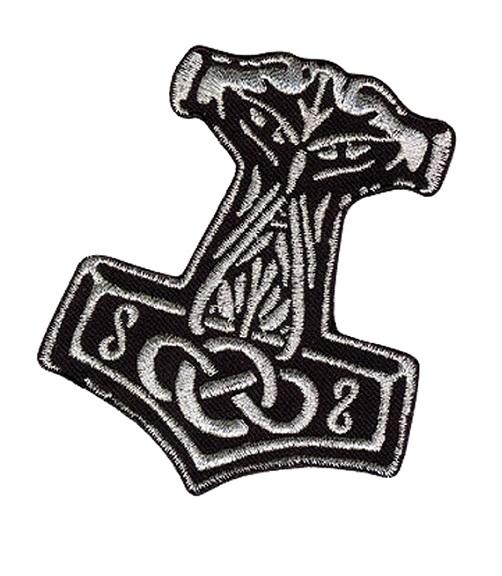 Thorhammer - Aufnäher