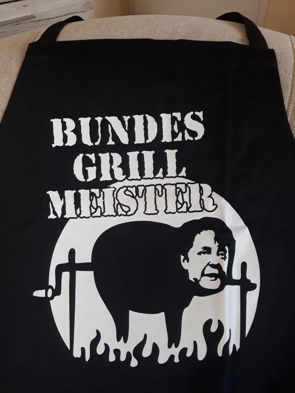 Bundesgrillmeister Ferkel - Grillschürze