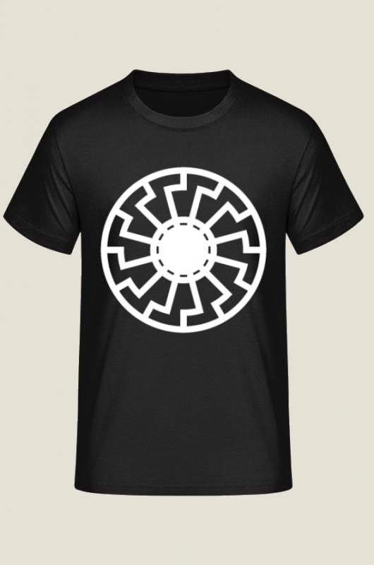 Schwarze Sonne - T-Shirt