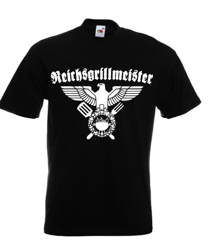 Reichsgrillmeister II - T-Shirt