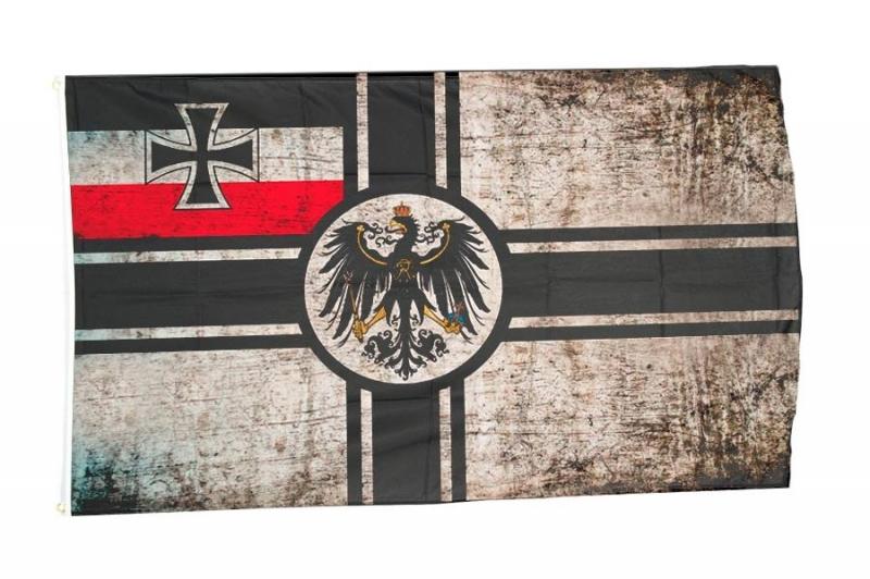 Reichskriegsflagge II - Fahne 150x90 cm