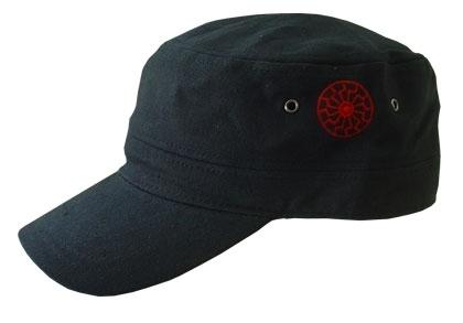 Schwarze Sonne - Mütze