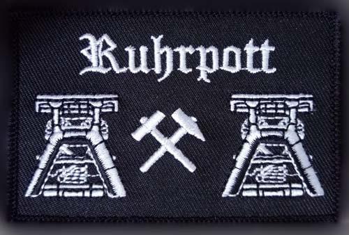 Ruhrpott - Aufnäher