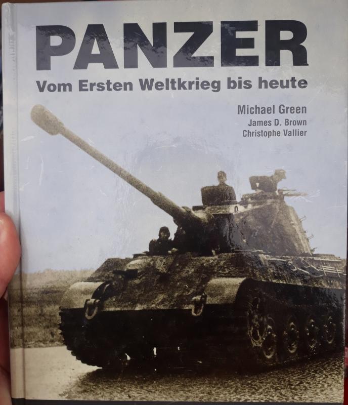 Panzer: Vom Ersten Weltkrieg bis heute (Deutsch) Gebundenes Buch