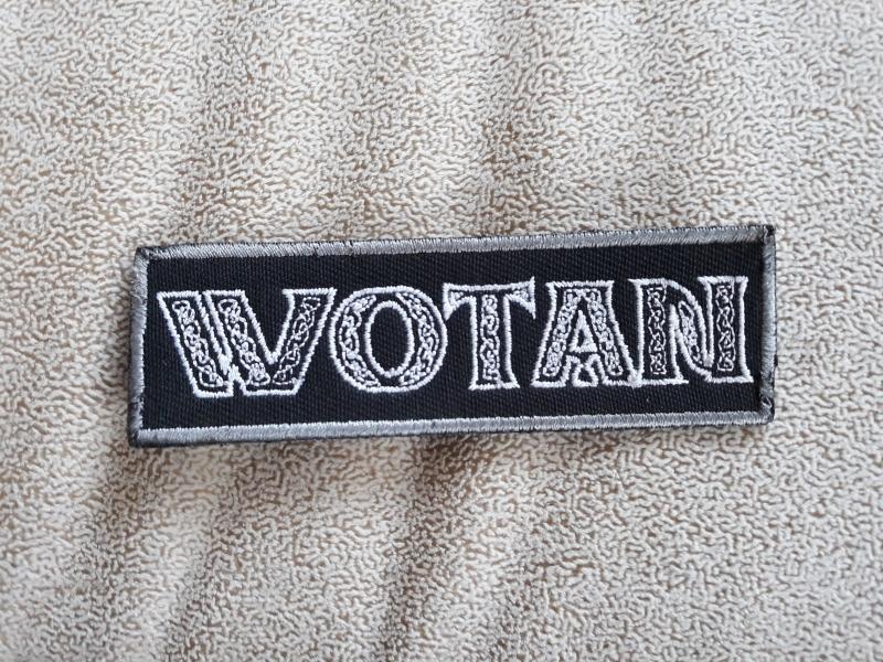 WOTAN - Aufnäher
