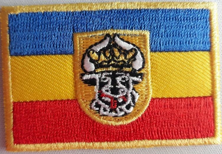 Mecklenburg - Aufnäher