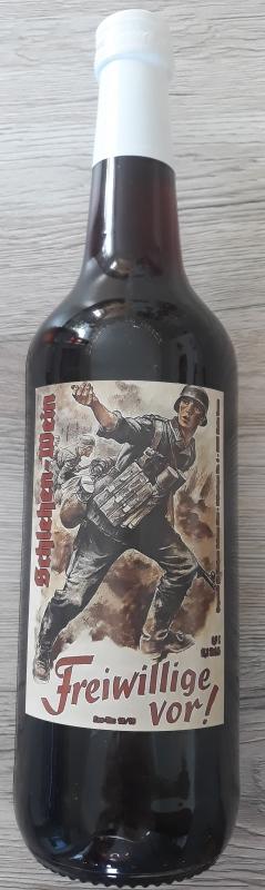 Freiwillige vor ! - Schlehen - Wein