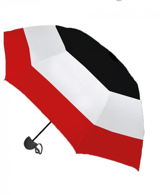 Deutsches Reich schwarz/weiss/rot - Regenschirm
