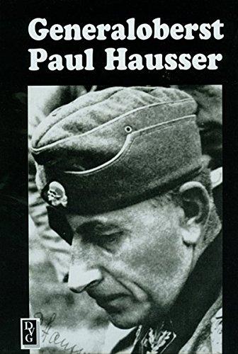 Generaloberst Paul Hausser - Buch