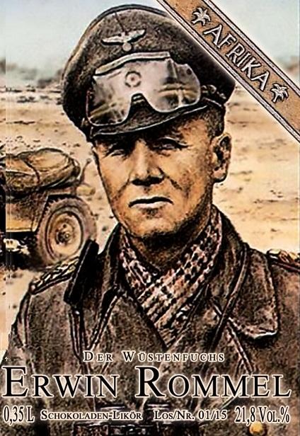Erwin Rommel - Eierlikör Schoko