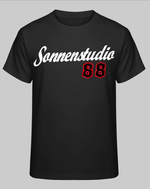 Auch ohne Sonne braun - Sonnenstudio 88 II - T-Shirt
