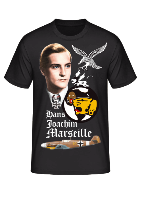 Hans-Joachim Marseille - T-Shirt