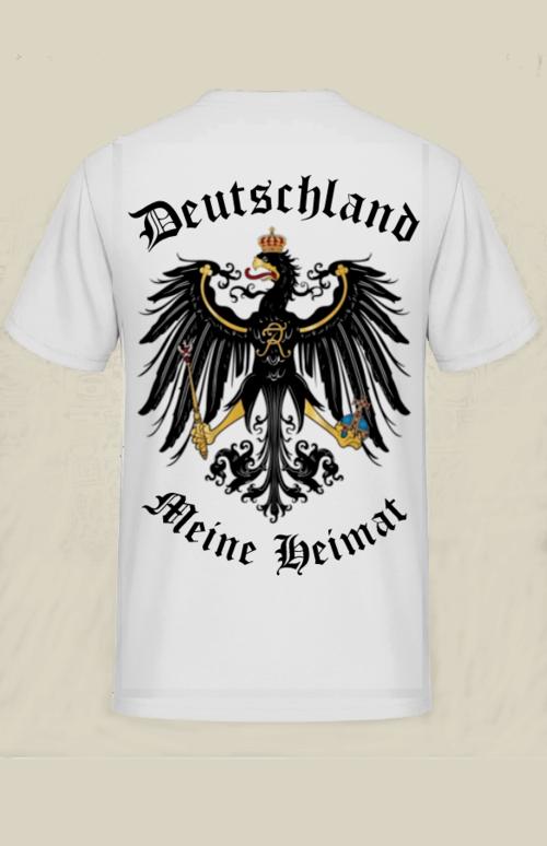 Deutschland - Meine Heimat - T-Shirt