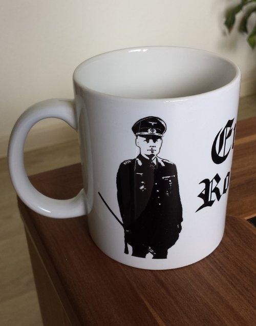 Erwin Rommel III - 4 Tassen