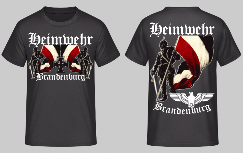 Heimwehr Brandenburg - T-Shirt