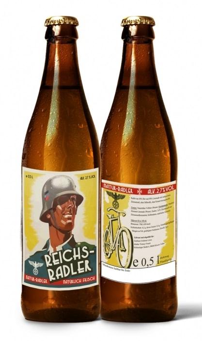 Deutsches Radler des Deutschen Reiches - 1 Kiste - 20 Flaschen - 26,88€ zuzgl. 3,10€ Pfand