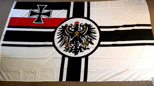 Reichskriegsflagge Fahne 250x150cm