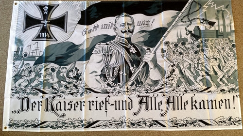 Flagge Wikinger Fight for Glory Valhalla 90 x 150 cm Fahne