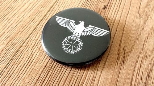 Reichsadler 56mm Anstecker schwarz