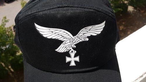 Luftwaffe Adler - Sports Cap
