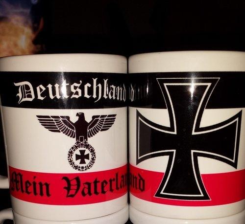 Deutschland Mein Vaterland - Tasse