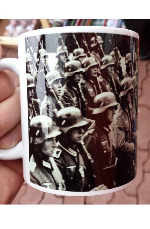 So gehen die Deutschen - Tasse
