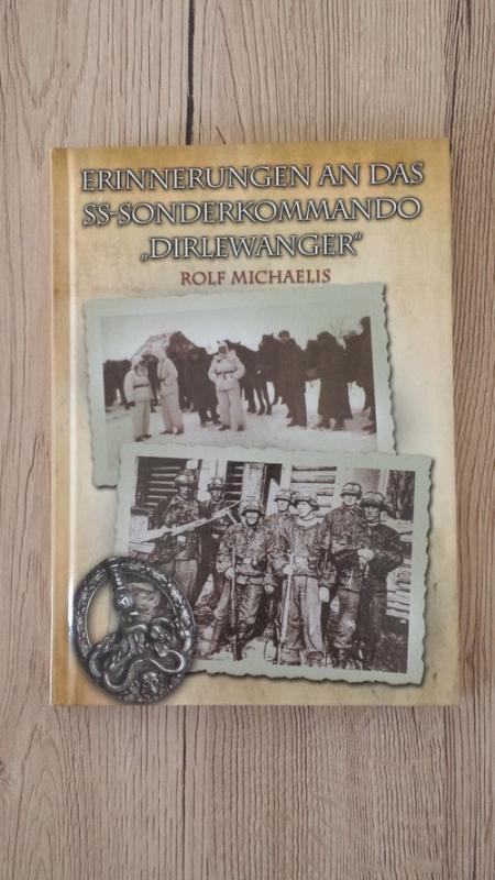 Erinnerungen an das SS-Sonderkommando Dirlewanger Gebundenes Buch