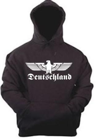 Reichsadler Deutschland - Kapuzenpullover