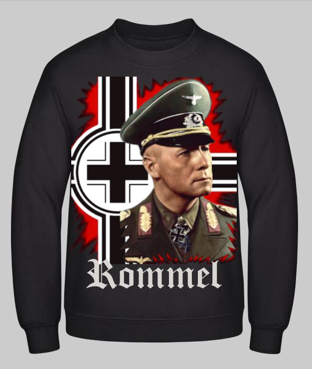 Erwin Rommel Balkenkreuz - Pullover