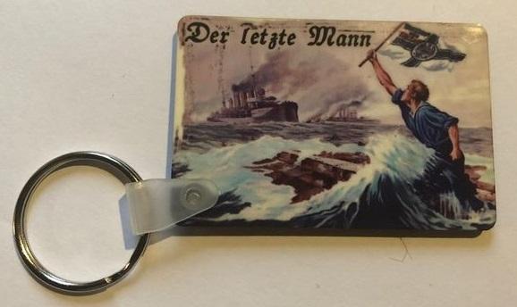Der letzte Mann - Schlüsselanhänger
