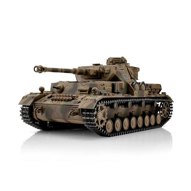 1/16 RC PzKpfw. IV Ausf. G tarn BB pro Metallversion