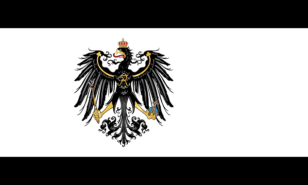 Königreich Preußen - 10 Aufkleber(wasserfest)