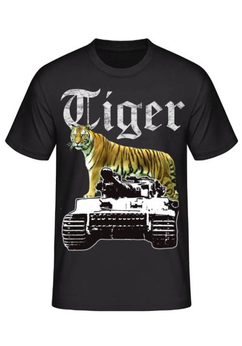 Tiger Panzer T-Shirt