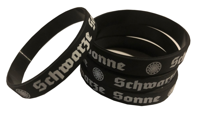 Schwarze Sonne - Armband