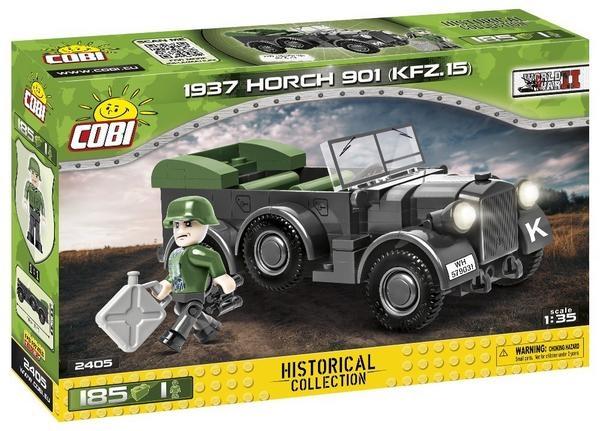 Cobi 2405 - 1937 HORCH 901 KFZ.15 - Bausatz