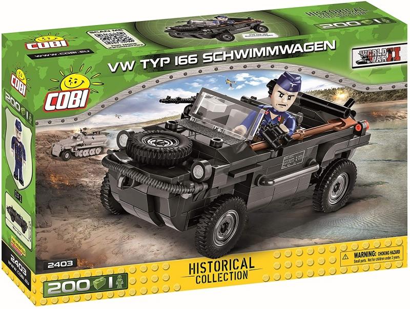Cobi 2403 Schwimmwagen - Bausatz