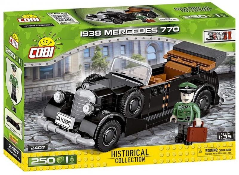 Cobi 2407 Mercedes 770 (W150)