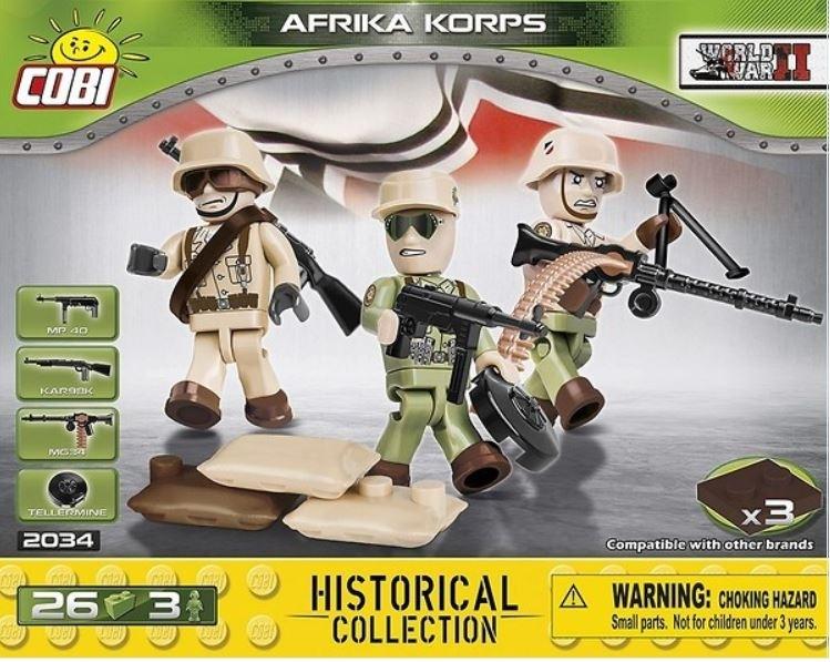 Cobi 2050 Afrika Korps
