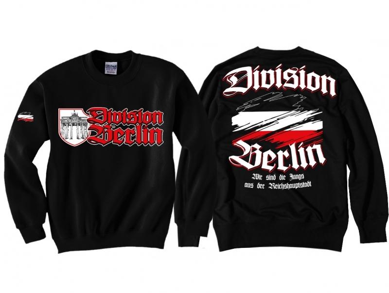 Berlin - Die Jungs aus der Reichshauptstadt - Pullover schwarz