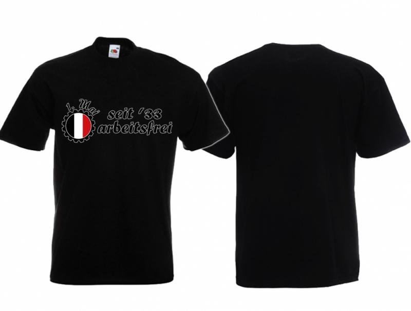 Seit 1.Mai 1933 arbeitsfrei - T-Shirt