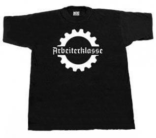 Deutscher Arbeiter - T-Shirt schwarz