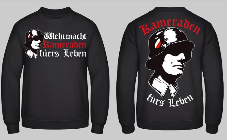 Wehrmacht - Kameraden fürs Leben - Pullover