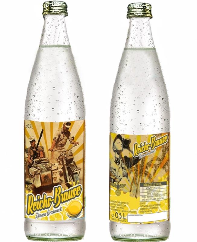 Brause des Deutschen Reiches - 1 Flasche 2,91 € zzgl. 0,08€ Pfand