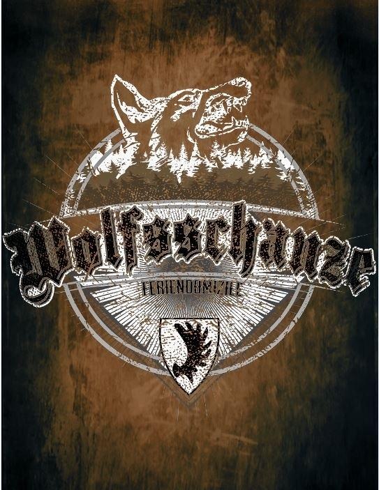 Führerhauptquartier Wolfsschanze - 80 Aufkleber