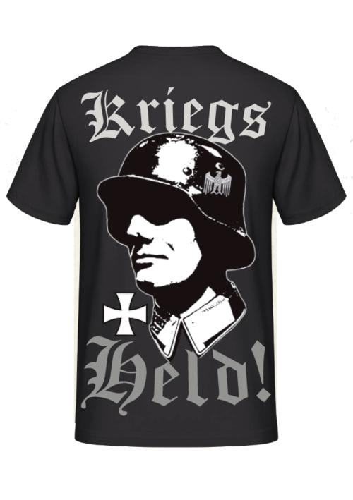 Wehrmacht Kriegsheld - T-Shirt