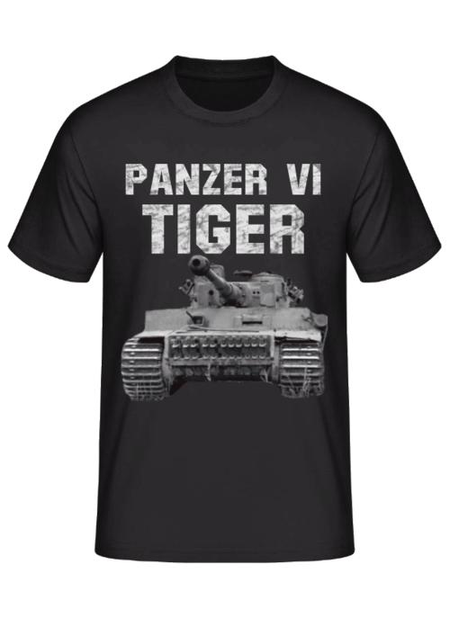 Panzer VI TIGER - T-Shirt